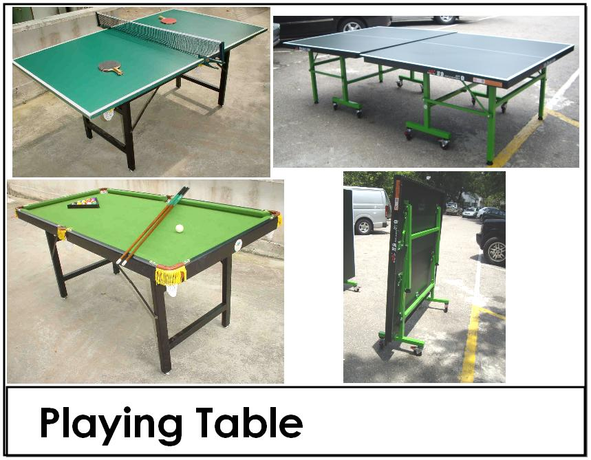 Playing Table